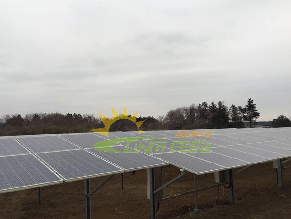 光伏支架型材太陽能鋁支架出口廠家