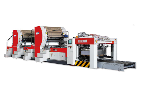 HYP45B-Ⅱ 金属薄板双色胶印机