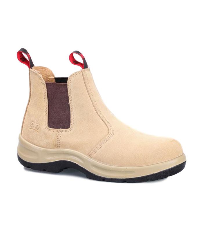 注射系列中帮安全鞋4