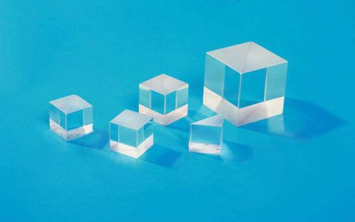 UV Non-Polarization Beamsplitter Cubes