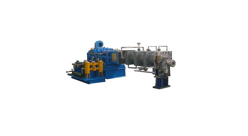 合成橡膠后處理成套生產裝備—丁基膠生產線