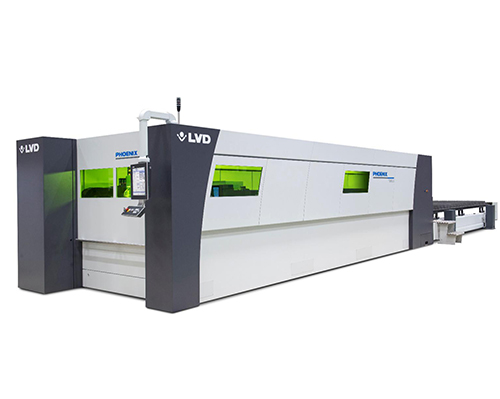Phoenix系列光纤激光切割机