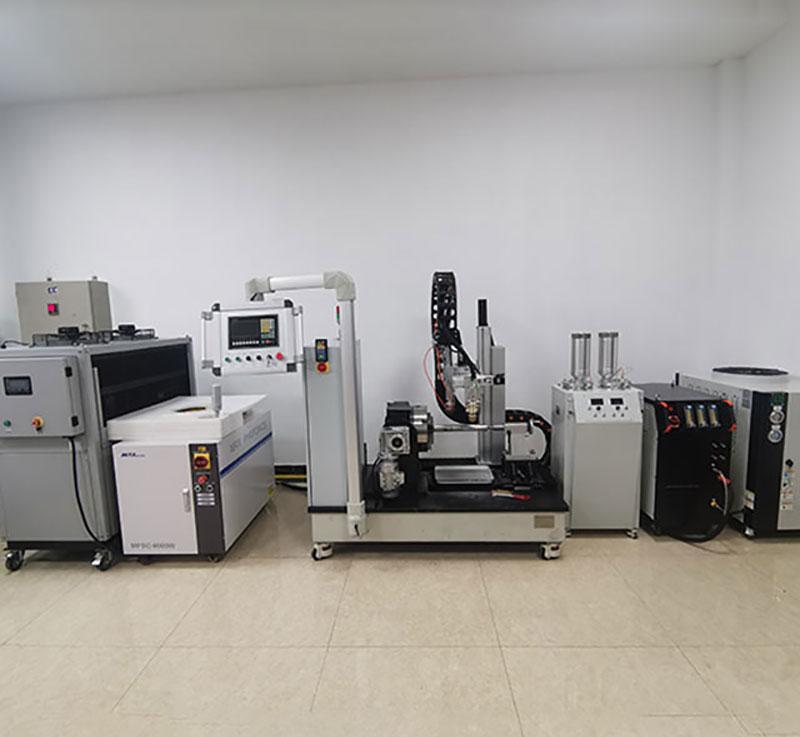 LT-LPC型激光熔覆&等离子堆焊科研设备