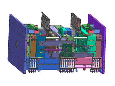 大型疊層模具技術
