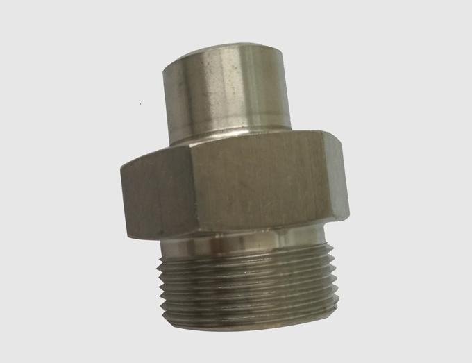錐密封焊接管接頭