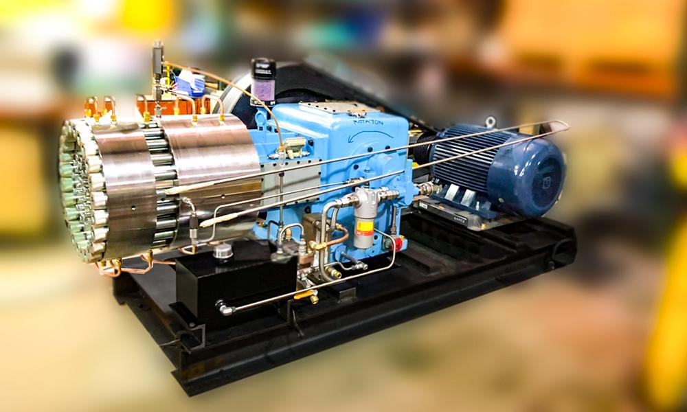 加氫站用隔膜式壓縮機