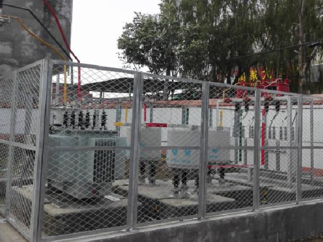 青海省變電站電壓調節型無功補償裝置SVQR-1000-10.5
