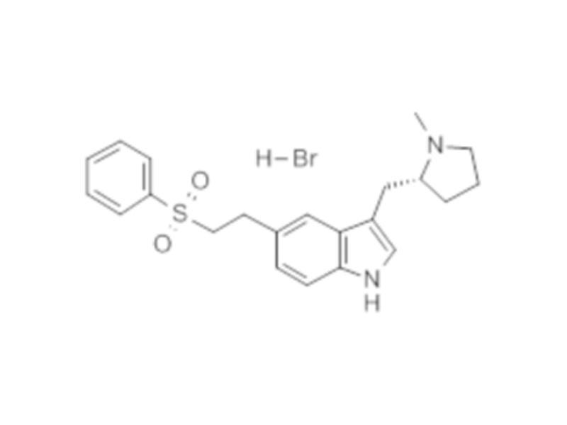 止痛藥  依利曲坦氫溴酸鹽 177834-92-3