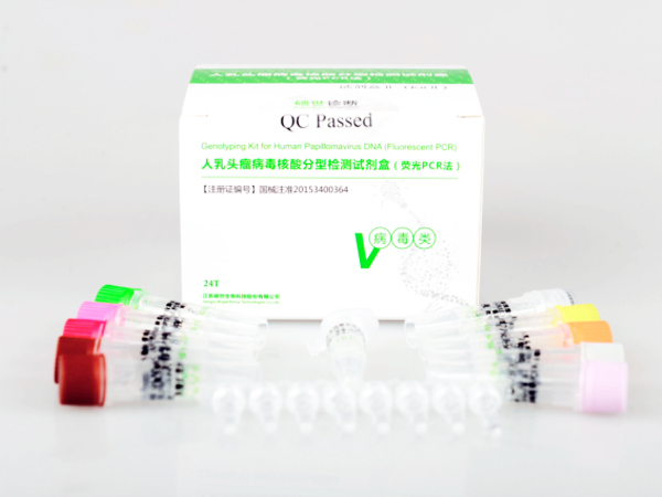 HPV 21分型定量检测系统