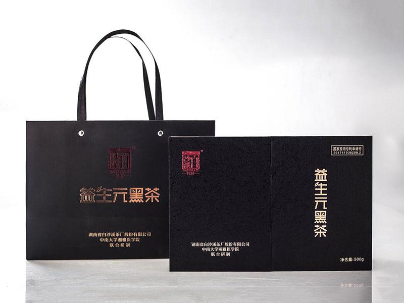 白沙溪益生元黑茶(542g裝)