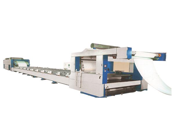 CH-8000D 自動刮刀平網印花機