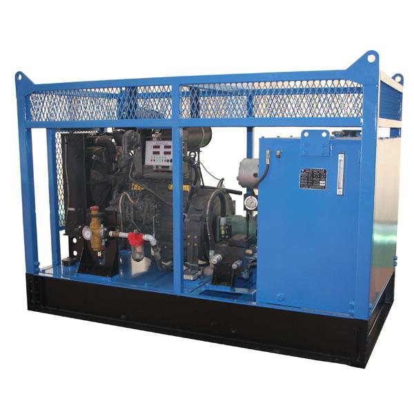 YZC-120Ⅱ液压动力站(柴油机)