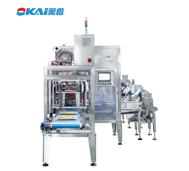 香肠自动装袋生产线AKZD500