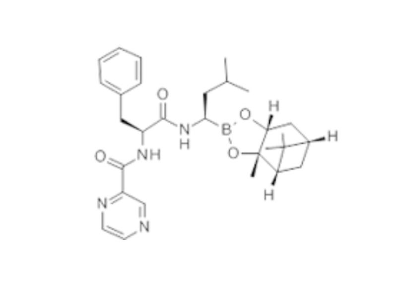 硼替佐米蒎烷二醇酯