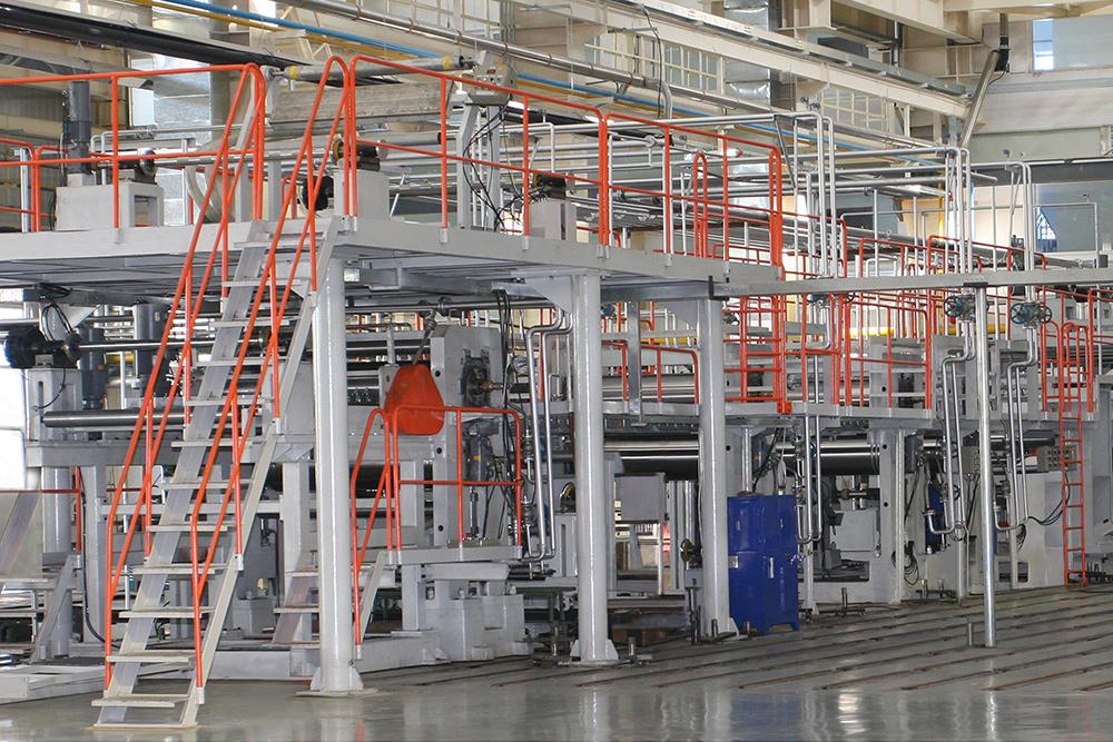 碳纖維預浸料生產線