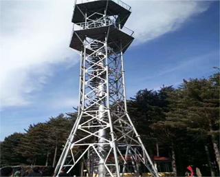 你知道瞭望塔的构成是怎样的吗