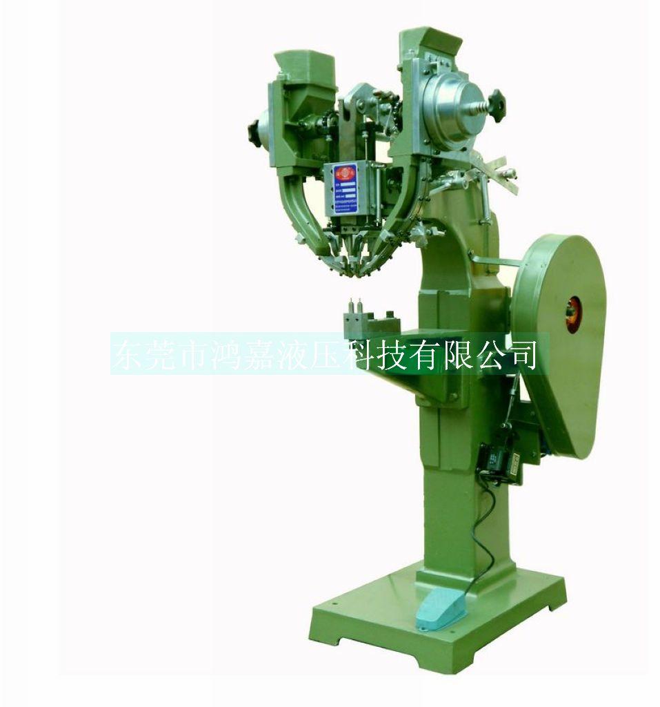 CD-J12E1立式双粒铆钉机