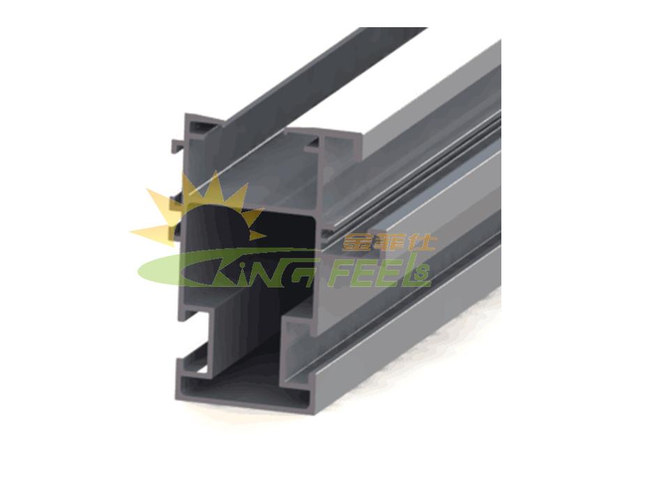 防水導軌鋁合金支架