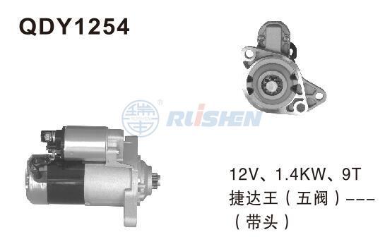 型號:QDY1254