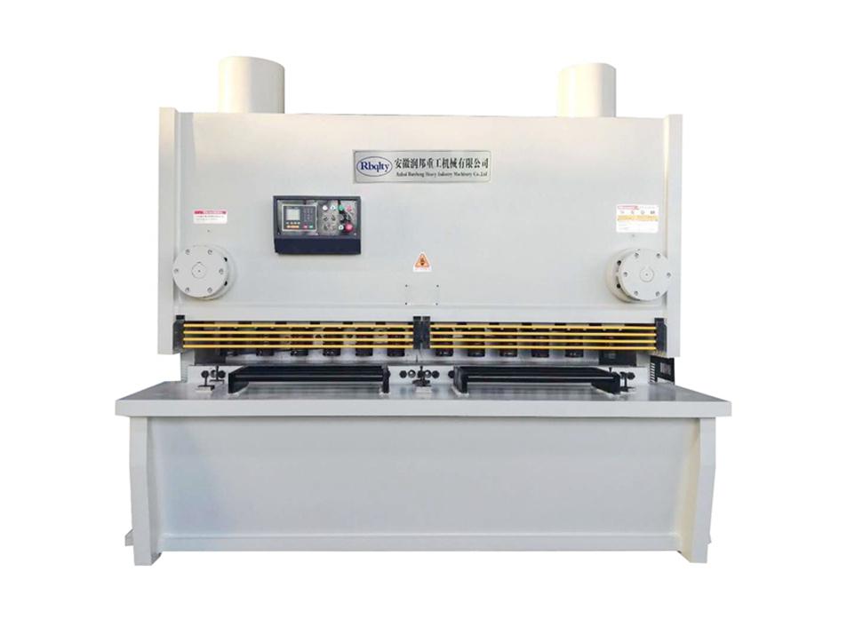 數控液壓閘式剪板機