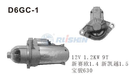 型號:D6GC-1