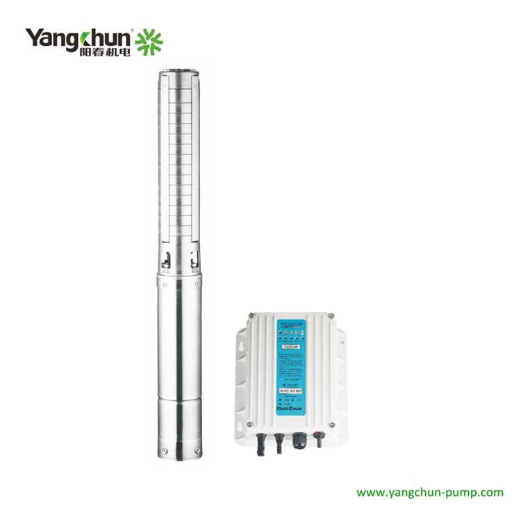 3TY-SP不銹鋼太陽能深井泵