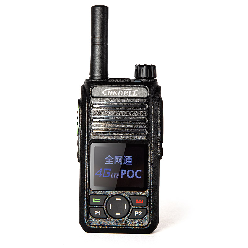 REDELL銳得爾公網對講機插卡對講機全國對講不限距離4G全網通大功率 手持無線民用5000公里戶外DS-550