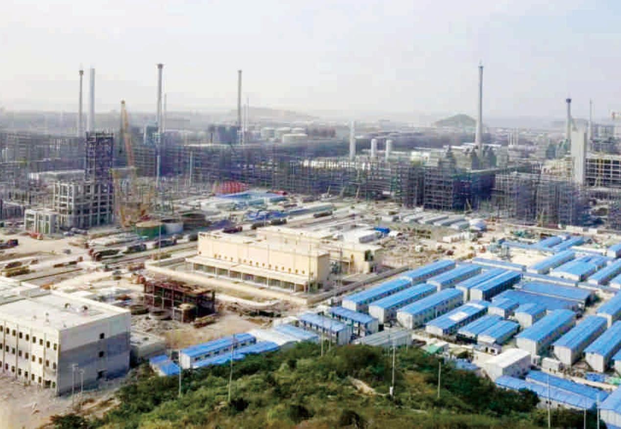吉林省松原石油化工股份有限企业