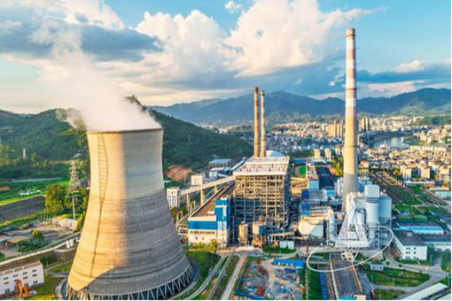 洛阳万基发电有限企业2×300MW热电联产机组工程
