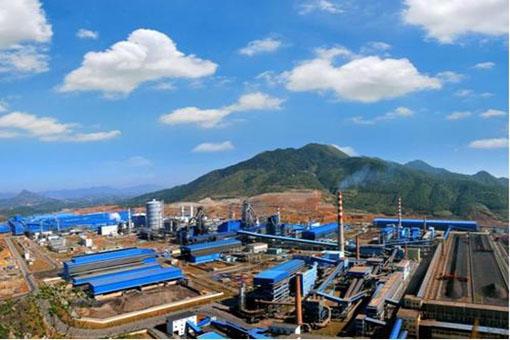 乌兰浩特钢铁有限责任企业