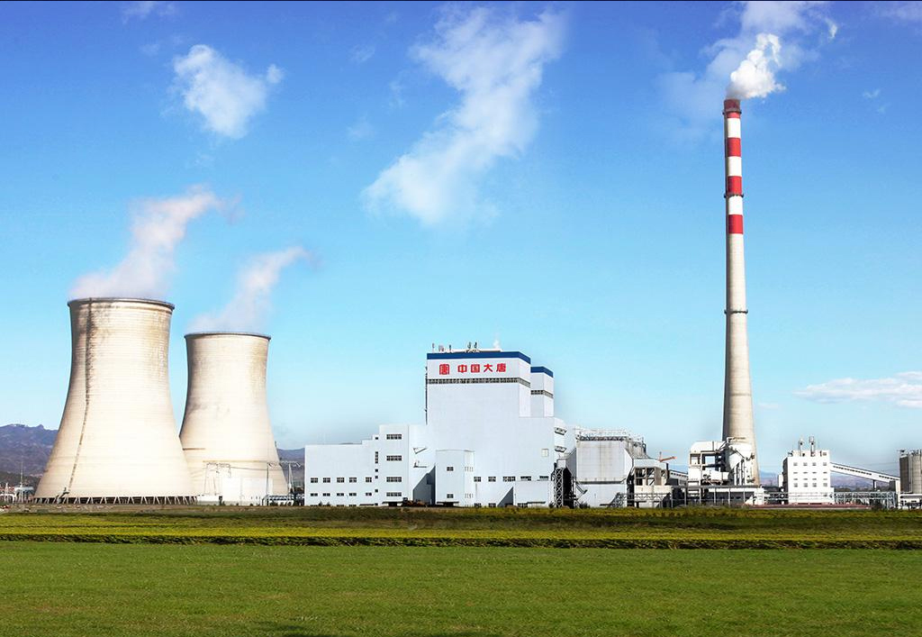大唐略阳发电有限责任企业1×300MW