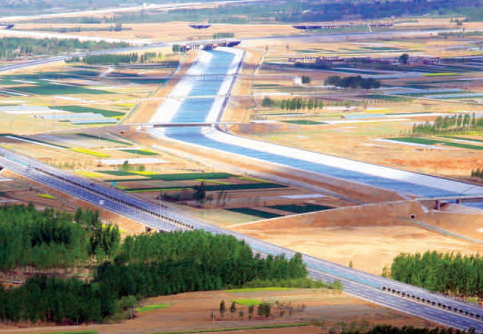 银川都市圈西线供水项目
