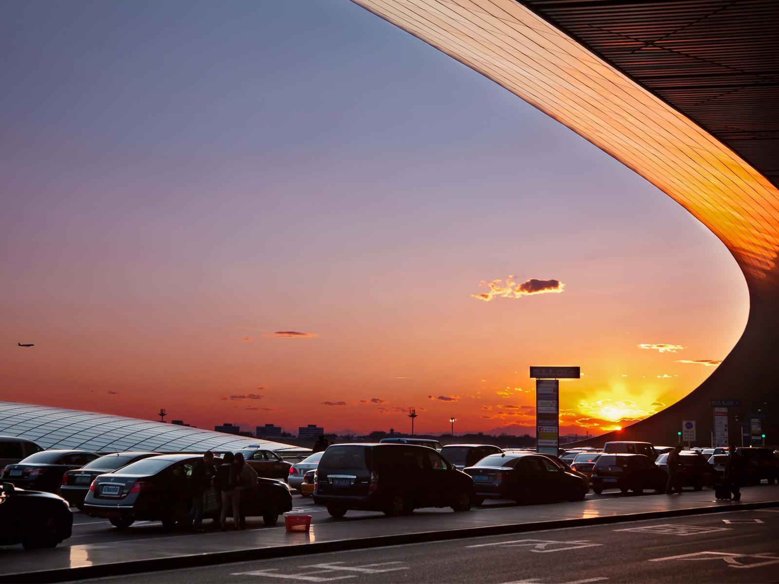 首都国际机场消防工程